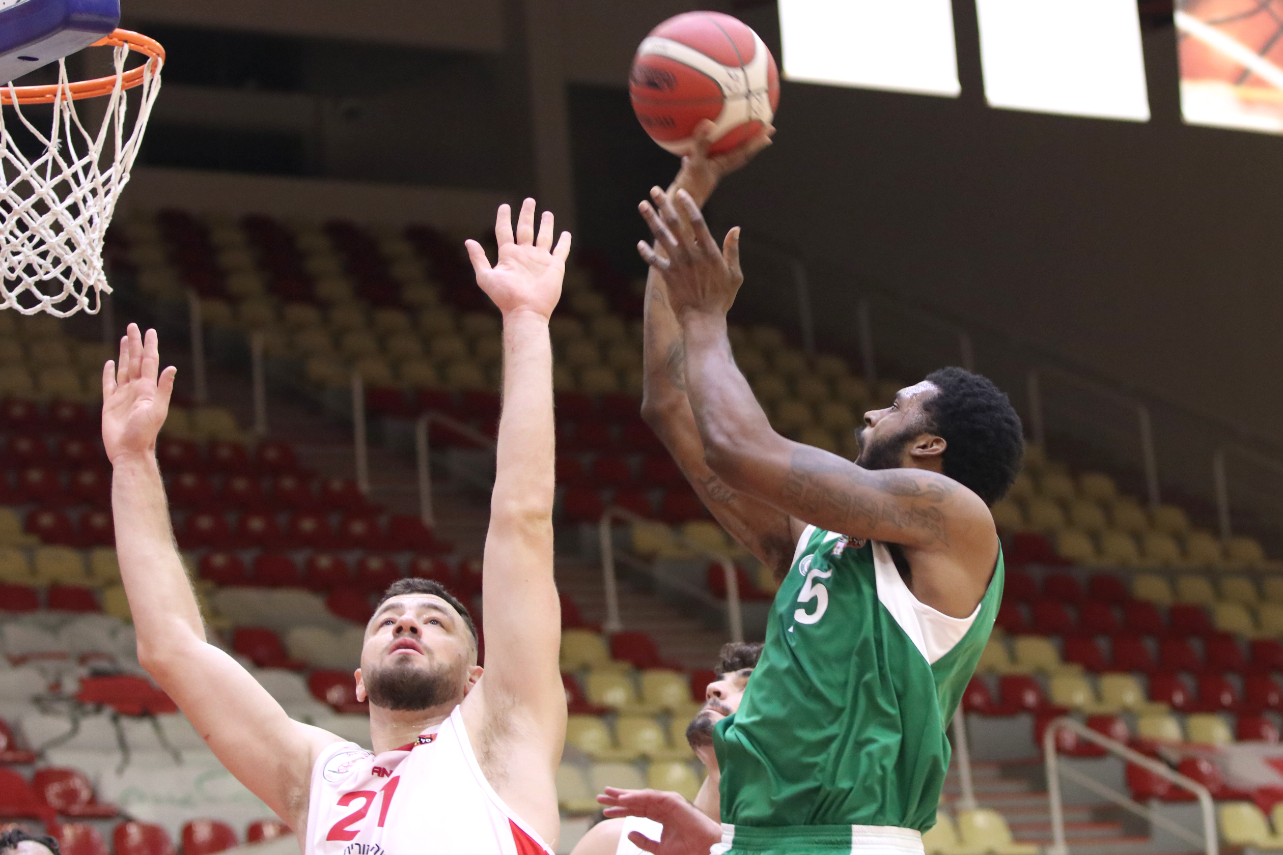 Day 14: Gilboa/Galil - Maccabi Haifa ...